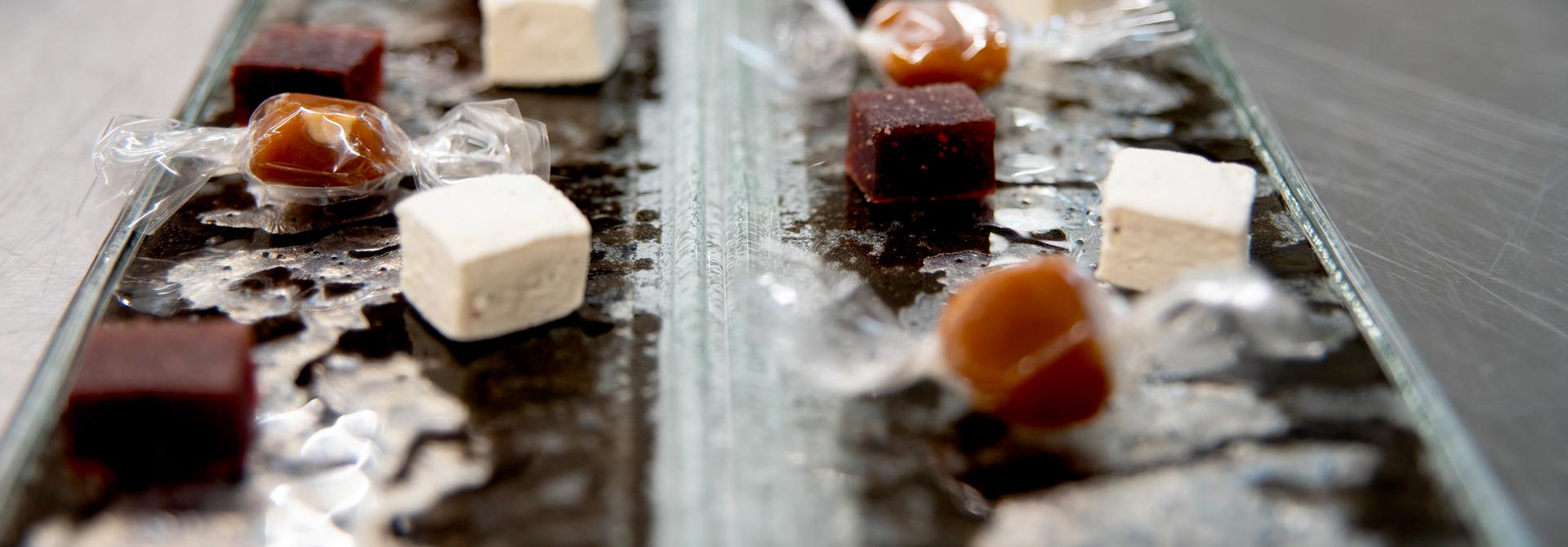 cuisine dessert de Mathieu Kergourlay